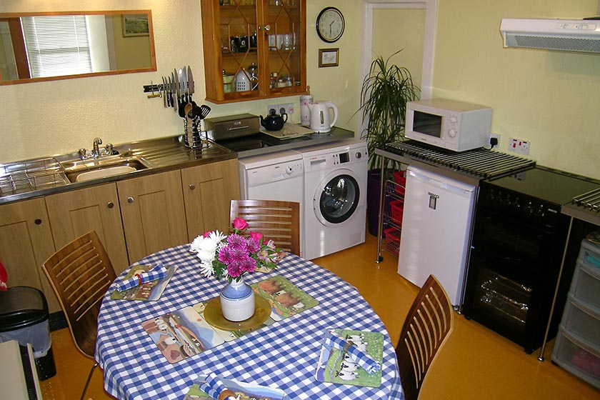 Visit Plockton Rhu Cottage kitchen