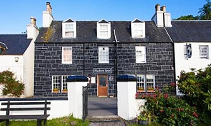 Visit Plockton, Accommodation, The Plockton Hotel