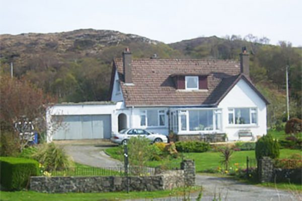 Visit Plockton, Bed and Breakfast, Craigmonie