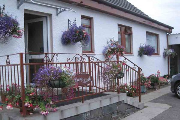 Visit Plockton, Bed and Breakfast, Creag Liath