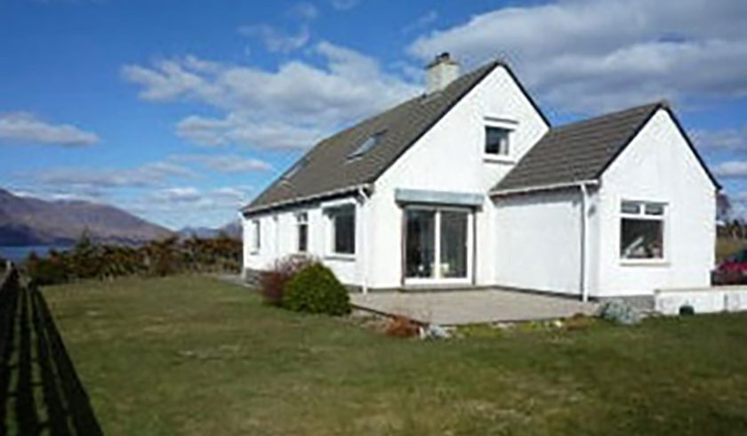 Visit Plockton, Bed and Breakfast, Driseach