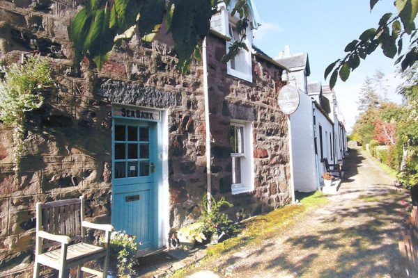 Visit Plockton, Bed and Breakfast, Seabank