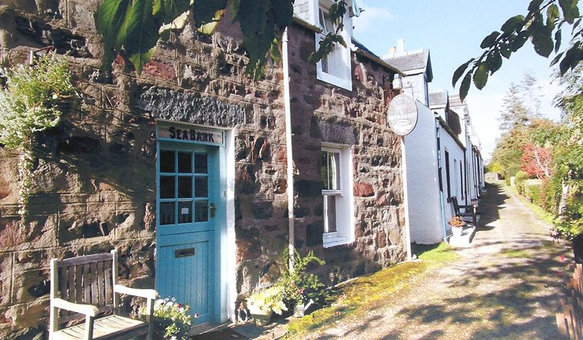 Visit Plockton, Bed and Breakfast, Seabank