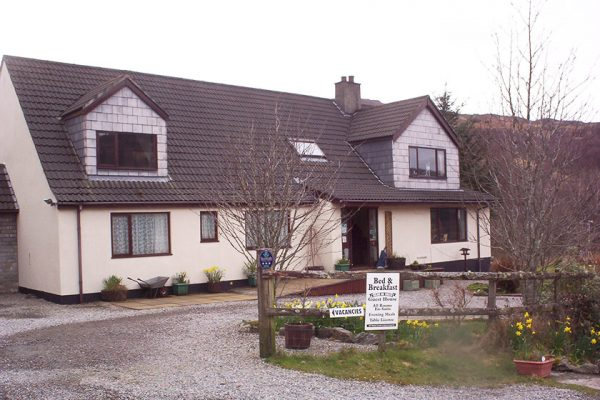 Visit Plockton, Bed and Breakfast, Soluis Mu Thuath