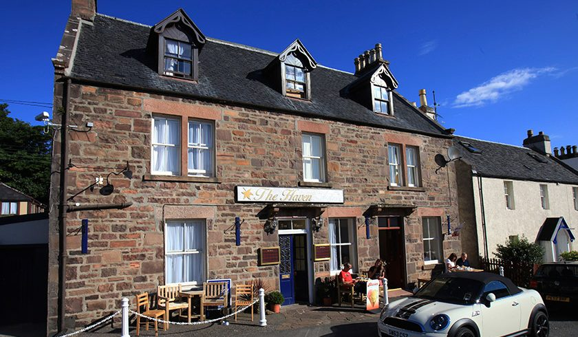 Visit Plockton, Bed and Breakfast, The Haven Guest House
