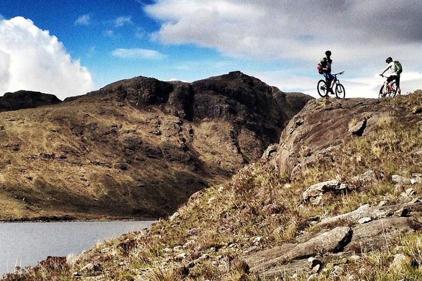 visit plockton biking