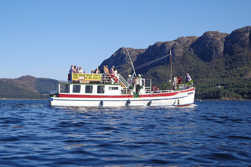 Visit Plockton, Discover Plockton, Boat Trips
