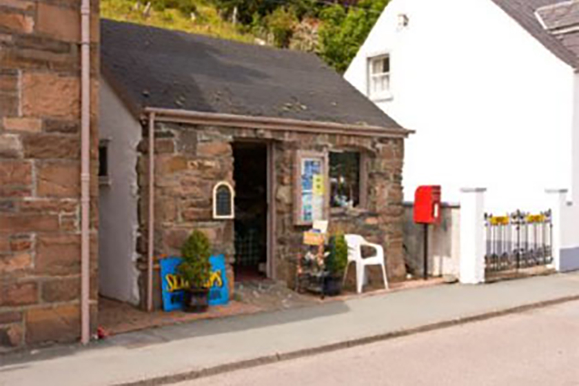 Visit Plockton, Shops, Hidden Treasures