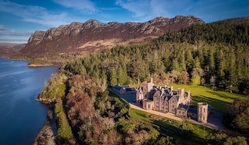 visit plockton duncraig castle