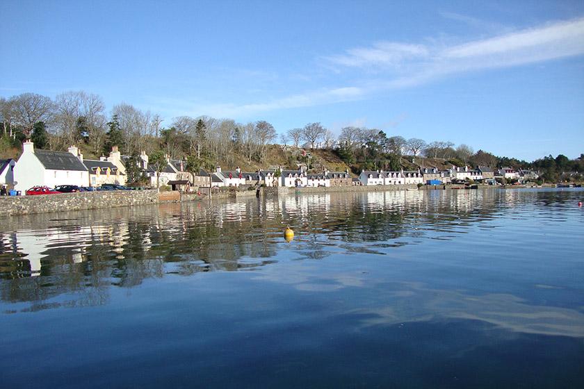 visit plockton harbour