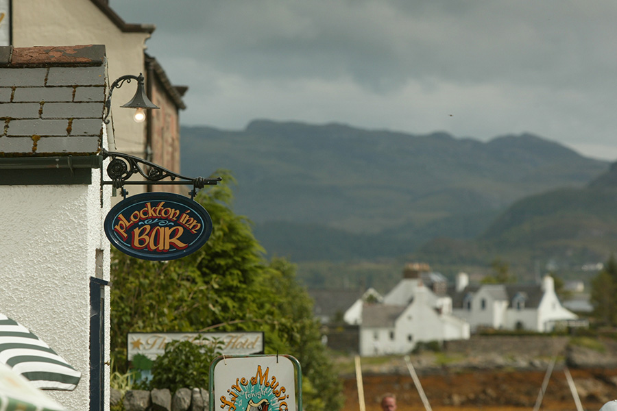 visit plockton inn eat