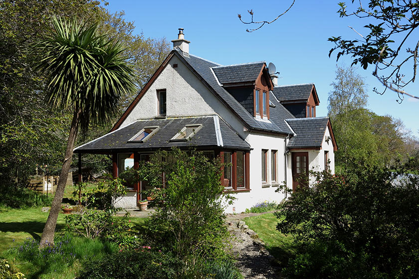 Visit Plockton, Bed and Breakfast, Braewood