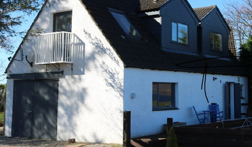 Visit Plockton, Self Catering, Camus Fearn Barn