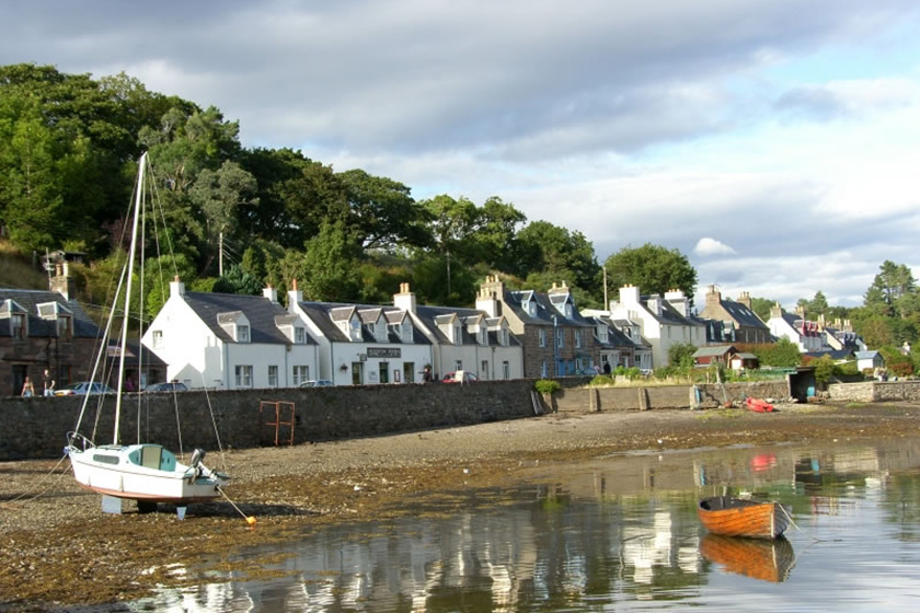 Visit Plockton, Self Catering, Craigview