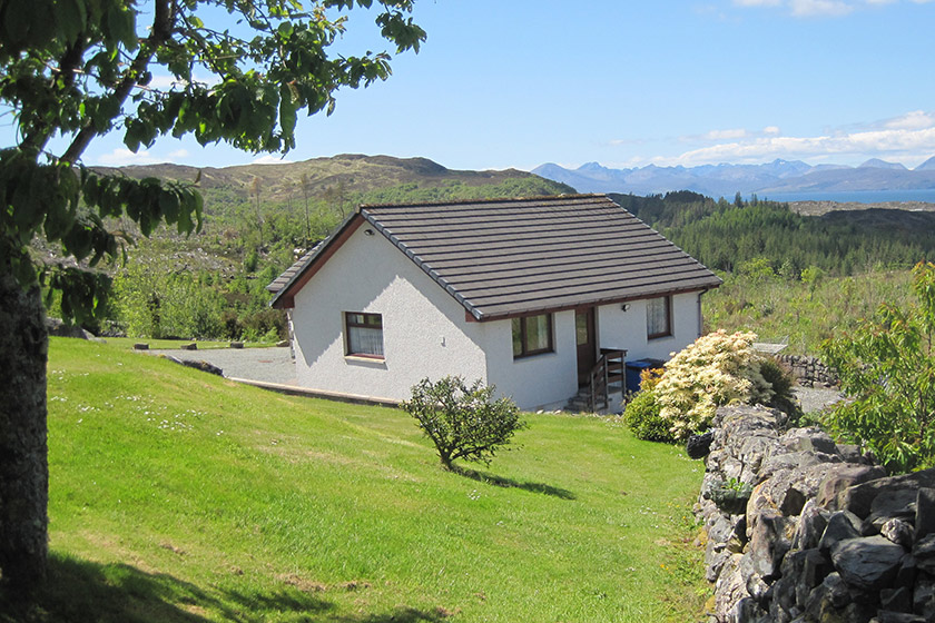 Visit Plockton, Self Catering, Glenmore Cottage