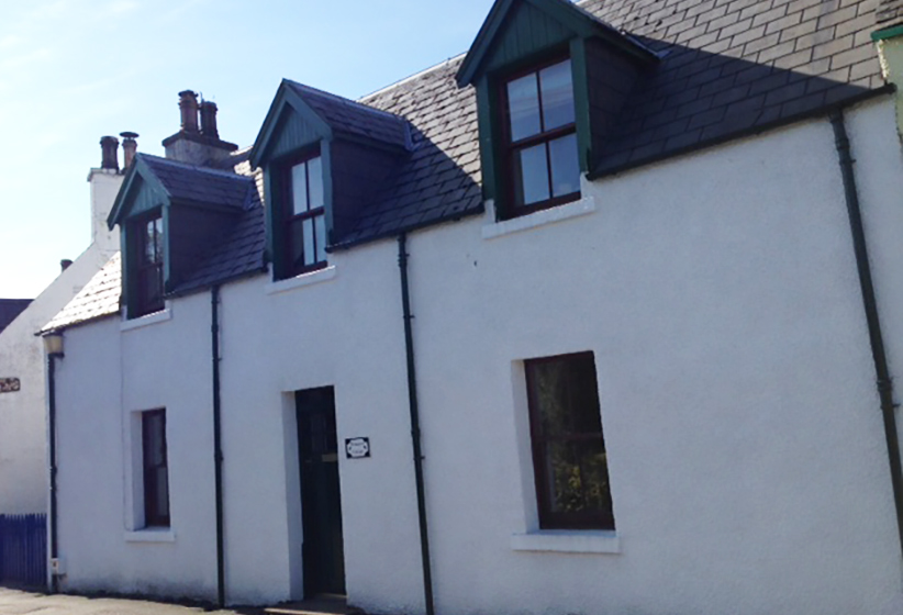 Visit Plockton, Self Catering, Kenmore Cottage