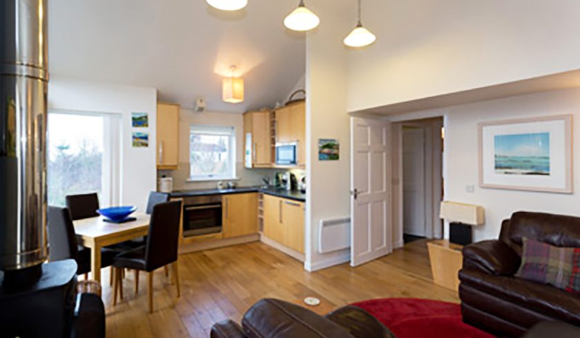 Visit Plockton, Self Catering, Parth Galen Studio