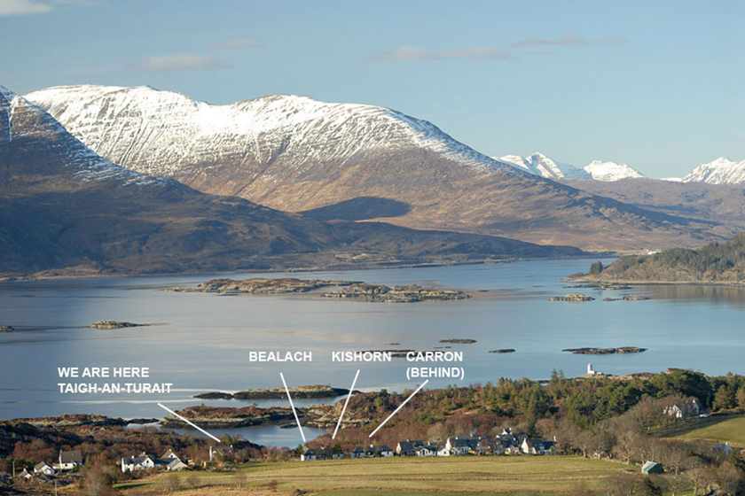 Visit Plockton, Self Catering, Plockton Cottages