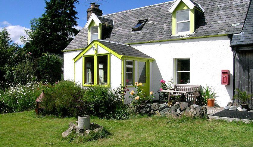 Visit Plockton, Self Catering, Rhu Cottage