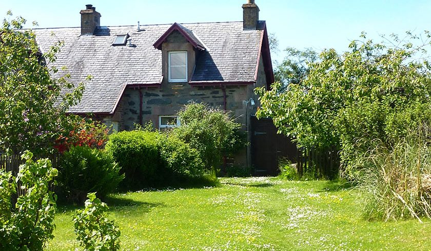 Visit Plockton, Self Catering, Station Cottage