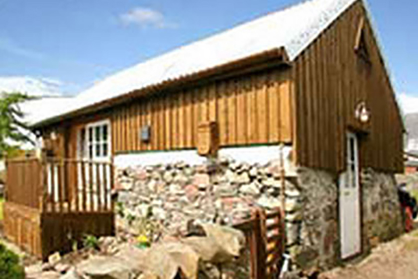 Visit Plockton, Self Catering, The Shed At Seabank