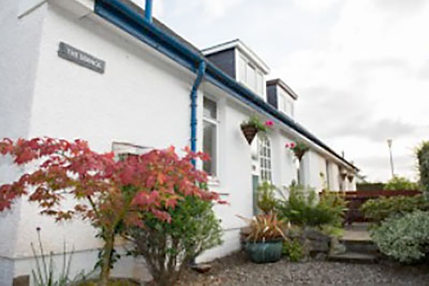 Visit Plockton, Self Catering, The Sidings