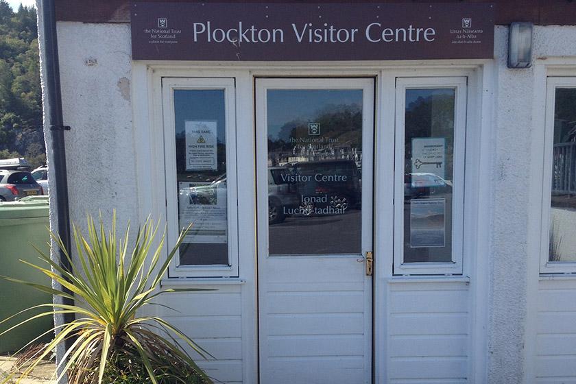 visit plockton visitor centre
