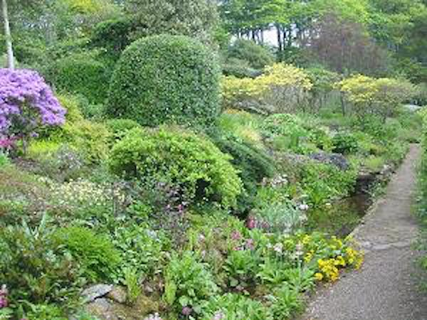 visit plockton events Gruinard garden