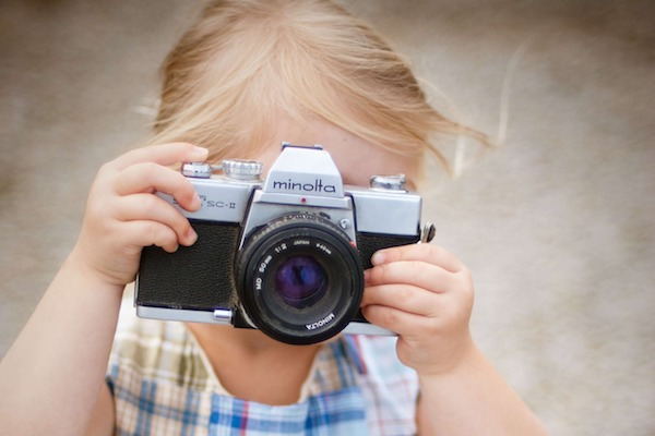 visit plockton events childrens photography workshop