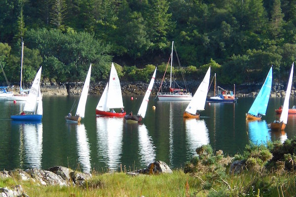 visit plockton events sailing regatta